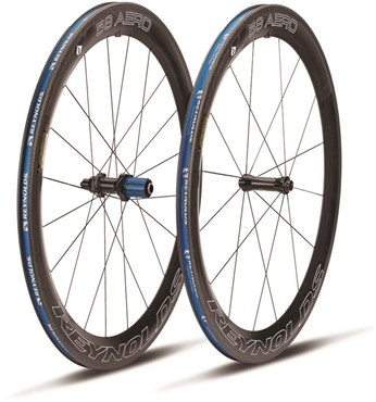 Reynolds 58 Aero Clincher Road Wheelset