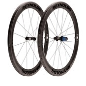 Reynolds 58 Aero Tubular Road Wheelset