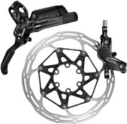 SRAM Guide Ultimate Rear Disc Brake - Ti Hardware (Rotor/Mount Sold Separately)