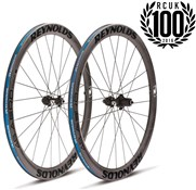 Product image for Reynolds 46 Aero Disc Clincher Road Wheelset