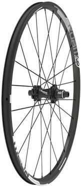 SRAM Roam 40 29 inch UST Clincher Rear Wheel - Tubeless Compatible