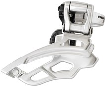 SRAM X7 Front Derailleur - 3x9 High Clamp