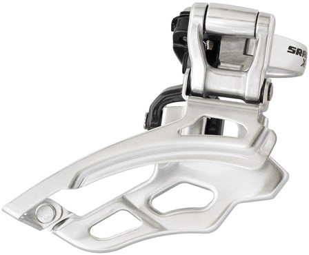 Image of SRAM X7 Front Derailleur - 3x9 High Clamp