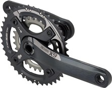 Product image for SRAM X-9 BB30 2.2 10sp Crank (Bearings Not Included)