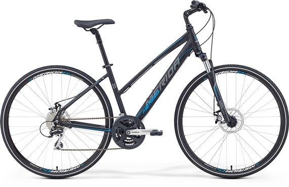 Image of Merida Crossway 20-MD  Womens  2016 - Hybrid Sports Bike