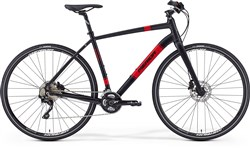 Merida Crossway Urban XT-Edition 2016 - Hybrid Sports Bike