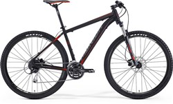 Merida Big Nine 100 Mountain Bike 2016 - Hardtail MTB