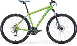 Merida Big Nine 40D Mountain Bike 2016 - Hardtail MTB