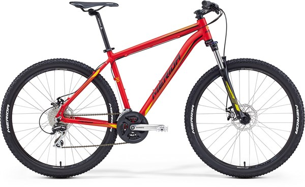 Image of Merida Big Seven 20MD Mountain Bike 2016 - Hardtail MTB