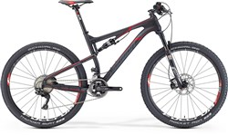 Merida Ninety-Six 7 7000 Mountain Bike 2016 - Full Suspension MTB