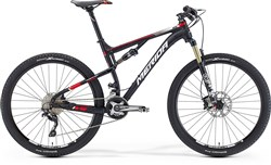 Merida Ninety-Six 7 800 Mountain Bike 2016 - Full Suspension MTB