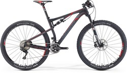 Merida Ninety-Six 9 7000 Mountain Bike 2016 - Full Suspension MTB