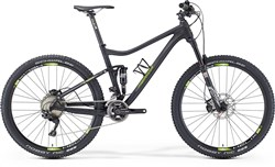 Merida One Twenty 7 7000 Mountain Bike 2016 - Full Suspension MTB
