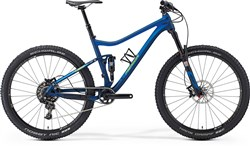 Merida One Twenty 7 8000 Mountain Bike 2016 - Full Suspension MTB