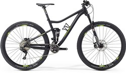 Merida One Twenty 9 7000  Mountain Bike 2016 - Full Suspension MTB