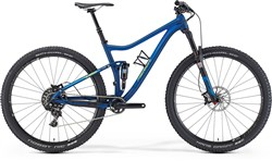 Merida One Twenty 9 8000  Mountain Bike 2016 - Full Suspension MTB