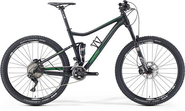 Image of Merida One Twenty 900 Mountain Bike 2016 - Full Suspension MTB