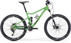 Merida One Twenty XT-Edition Mountain Bike 2016 - Full Suspension MTB