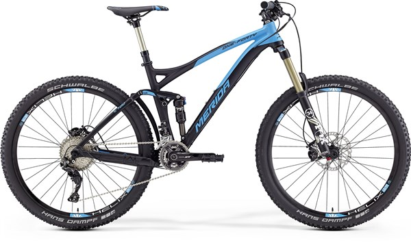Merida One-Forty 700 Mountain Bike 2016 - Full Suspension MTB