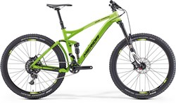 Merida One-Forty 900 Mountain Bike 2016 - Full Suspension MTB