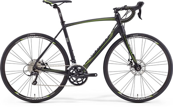 Merida Ride Disc 200 2016 - Road Bike