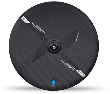 Pro Carbon Disc Rear Tubular Wheel For 10/11 Speed