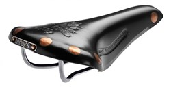 Brooks Team Pro Eroica Britannia Edition Saddle