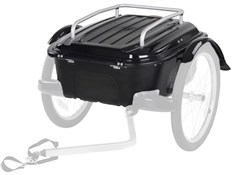 Outeredge Deluxe ABS Trailer Box (Base Not Included)