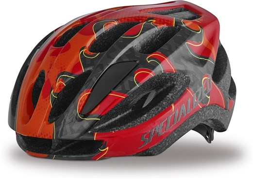 Specialized Flash Kids Helmet 2016