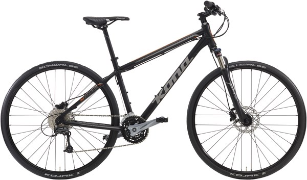 Kona Splice DL 2016 - Hybrid Sports Bike