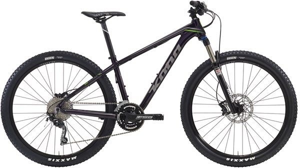 Kona Mohala Womens Mountain Bike 2016 - Hardtail MTB
