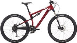 Kona Precept 120 Mountain Bike 2016 - Full Suspension MTB