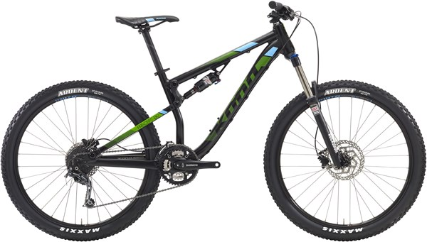 Image of Kona Precept 130 Mountain Bike 2016 - Full Suspension MTB