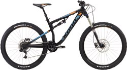 Kona Precept 150 Mountain Bike 2016 - Trail Full Suspension MTB