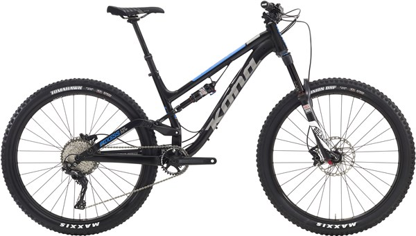 Image of Kona Process 134 AL DL Mountain Bike 2016 - Full Suspension MTB