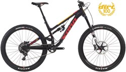 Kona Process 153 DL Mountain Bike 2016 - Full Suspension MTB