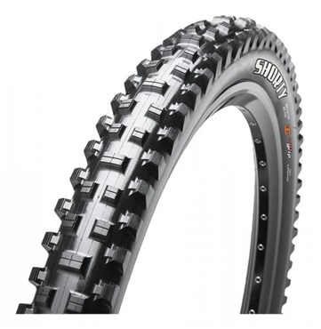 "Image of Maxxis Shorty 2Ply 3C DH MTB Off Road Wire Bead 26"" Tyre"