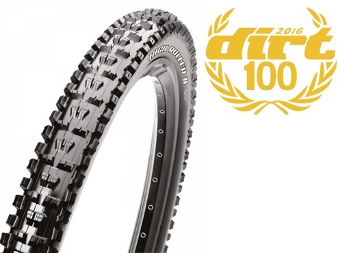 "Image of Maxxis High Roller II 2Ply 3C DH MTB Off Road Wire Bead 26"" Tyre"