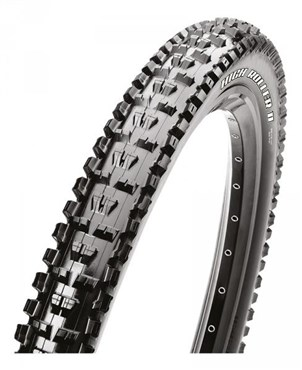 "Maxxis High Roller II 2Ply ST DH MTB Off Road Wire Bead 27.5"" Tyre"
