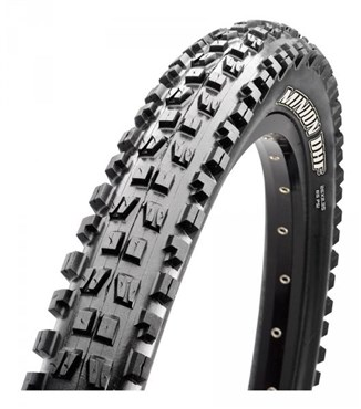"Image of Maxxis Minion DHF 2Ply ST DH MTB Off Road Wire Bead 27.5"" Tyre"
