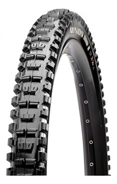 "Image of Maxxis Minion DHR II 2Ply ST DH MTB Off Road Wire Bead 26"" Tyre"