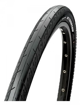 "Image of Maxxis Detonator Hybrid Wire Bead 26"" Tyre"
