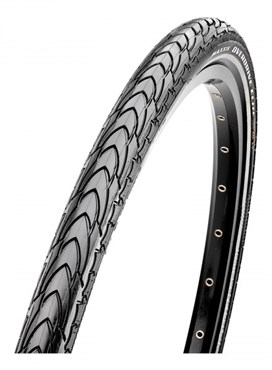 "Image of Maxxis Overdrive Elite Folding Hybrid 26"" Tyre"