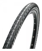 "Product image for Maxxis Overdrive K2 Hybrid Wire Bead 26"" Tyre"