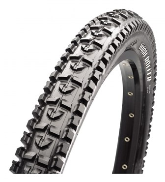 "Image of Maxxis High Roller Folding All-MTB Mountain Bike 26"" Tyre"