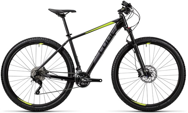 Cube Acid 29 Mountain Bike 2016 - Hardtail MTB