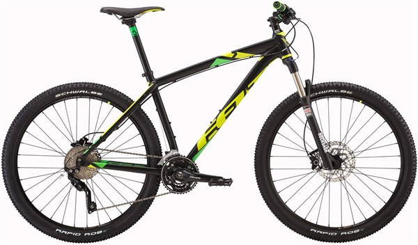 Image of Felt 7 Fifty Mountain Bike 2017 - Hardtail MTB