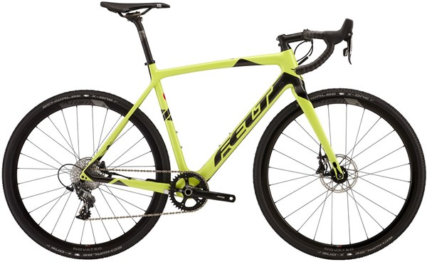 Image of Felt F4X 2017 - Cyclocross Bike