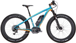 Product image for Felt Lebowsk-e 10 Fat Bike 2016 - Electric Mountain Bike