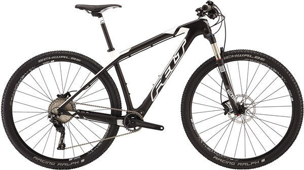 Image of Felt Nine 2  Mountain Bike 2016 - Hardtail MTB